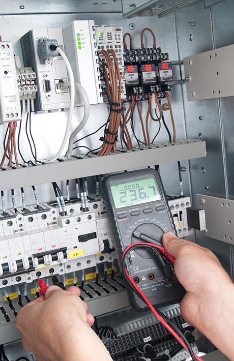 Electricien : Installation électrique