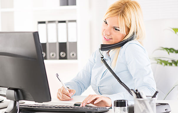 Installation de services de téléphonie, voice over ip et centrale téléphonique.
